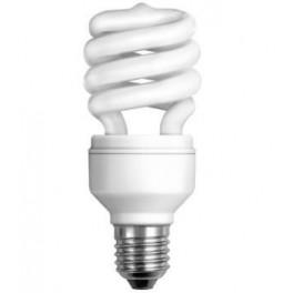 Лампа DULUX MINI TWIST 14W/865 220-240V 850lm E27 спираль 8000h d50x116 OSRAM
