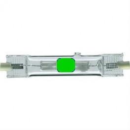 Лампа OSRAM HQI-TS 70W/GREEN RX7S - цветная