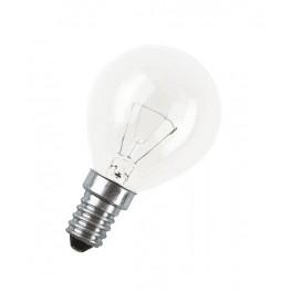 Лампа CLASSIC P CL 25W 230V E14 (шарик прозрачный d=45 l=80)