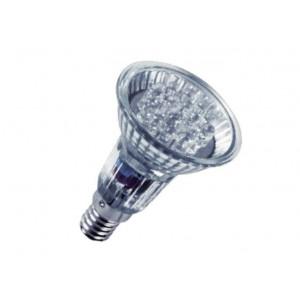 DECOSPOT LED PAR16 GN 0,8W 220-240V E14 зеленая светодиод. лампа Osram