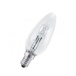 64543 B ECO 42W 230V E14 лампа галог. прозр. Osram