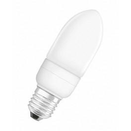 Лампа DULUXSTAR MINI CANDEL 9W/825 220-240V E27!! 445Lm d39x129 15000 ч