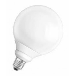Лампа DULUXSUPERSTAR GLOB 14W/825 E27 220-240V 860lm 15000h d120x170 *Германия