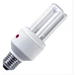 Лампа DULUX EL SENSOR 11W/41-827 220-240V E27 (с ЭПРА и фотодиодом)