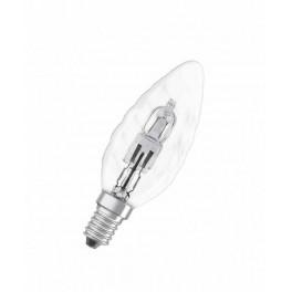 64542 BW ECO PRO 30W 230V E14 лампа галог. прозр. витая Osram