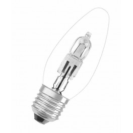 64542 B PRO 30W 230V E27 лампа галог. прозр. Osram
