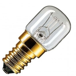 Лампа OVEN T22 CL 15W 230V E14 300 град.C d22x52