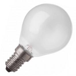 Лампа OVEN SPC P FR 40W 230V E14 300 град.C матовая шарик D40