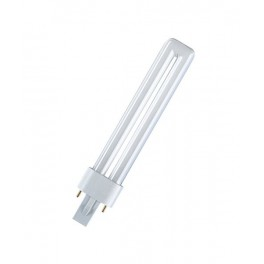 DULUX S  9W/840 G23 лампа комп. люм. Osram