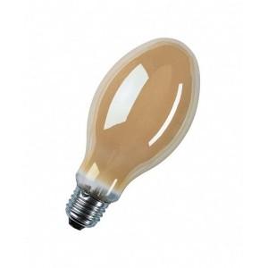 Лампа HQL B 80 SUPER DE LUXE Е27 _ 3000 lm d=126 l=190 OSRAM шар тёплый люминофор ДРЛ
