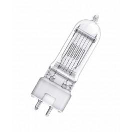 Лампа 64670 T/25 230V 500W GY9.5 11000lm 300ч d=26 l=90 3000K (PHILIPS 6820P)