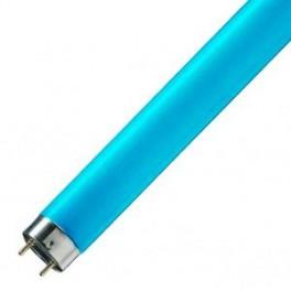 Лампа L58/67 G13 1600lm 390-520nm d26x1500 синяя OSRAM - цветная