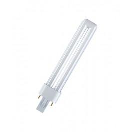 Лампа DULUX S 11W/31-830 G23 (тёплый белый)