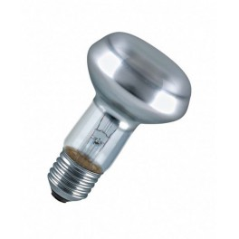 CONC R63 60W E27 лампа накал.  Osram