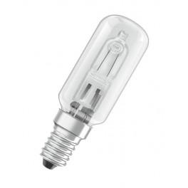 Лампа 64862T CL HALOLUX T26 60W 820lm 230V E14 d26x80 прозрач OSRAM