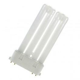 Лампа DULUX F 24W/41-827 2G10 (мягкий тёплый белый)