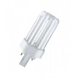 Лампа DULUX T 26W/31-830 PLUS GX24d-3 (тёплый белый)