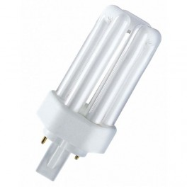 Лампа DULUX T 26W/41-827 PLUS GX24d-3 (мягкий тёплый белый)