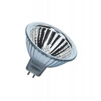 Лампы галогеновые DECOSTAR 51 ALU (GU5.3 открытые 12V) (алюминиевое напыление)