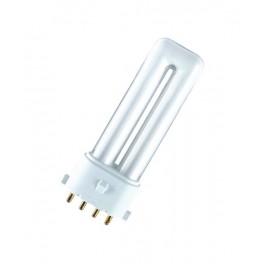 Лампа DULUX S/E 9W/31-830 2G7 (тёплый белый)