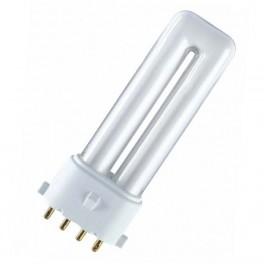 Лампа DULUX S/E 7W/31-830 2G7 (тёплый белый)