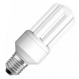 Лампа DULUX INT LL 11W/840 220-240V 620lm E27 d45x117 20000h OSRAM