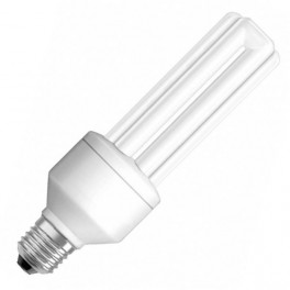 Лампа DULUX INT LL 30W/840 220-240V 1920lm E27 d58x192 20000h OSRAM