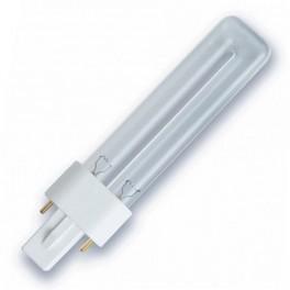 Лампа HNS S 9W G23 d28х166 (бактерицидная)
