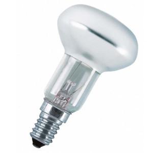 Лампа CONCENTRA R50 SPOT 60W 230V 410cd 30 град. E14 зеркал d50x85