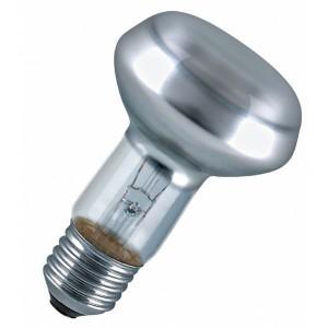 Лампа CONCENTRA R63 SPOT 60W 230V 960cd 30 град. E27 зеркал d63x105