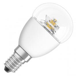 Лампа LED STAR CLASSIC P40 6W/827 E14 CL 470lm 220V OSRAM(аналог...71622)