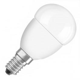 Лампа LED STAR CLASSIC P40 6W/827 E14 FR 470 Lm 220V 43x86 OSRAM