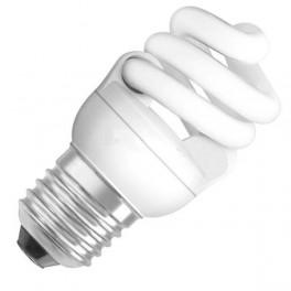Лампа DST MINI TWIST 12W/827 220-240V 650lm E27 спираль 8000h d41x102 OSRAM