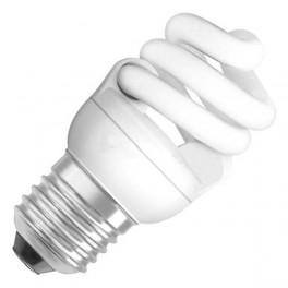 Лампа DST MINI TWIST 20W/865 220-240V 1300lm E27 спираль 8000h d54x110 OSRAM