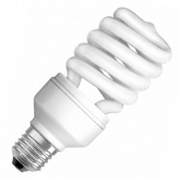Лампа DST MINI TWIST 23W/840 220-240V 1600lm E27 спираль 8000h d54x119 OSRAM