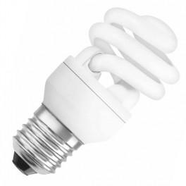 Лампа DSST MICRO TWIST 12W/827 220-240V 740lm E27 спираль 12000h d48x97 OSRAM
