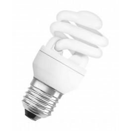 Лампа DSST MICRO TWIST 12W/840 220-240V 740lm E27 спираль 12000h d48x97 OSRAM