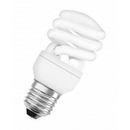 Лампа DSST MICRO TWIST 15W/827 220-240V 980lm E27 спираль 12000h d48x103 OSRAM