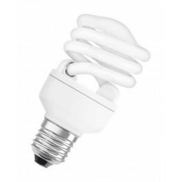 Лампа DSST MICRO TWIST 21W/840 220-240V 1400lm E27 спираль 12000h d57x109 OSRAM