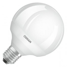 Лампа SCL G95 60 9W/827 (=60W) 220-240V 827 E27 806lm D95x149 15000h OSRAM LED