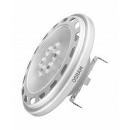 Лампа PAR111 7524 10,5W/830 12V 24 град. G53 800lm LED OSRAM