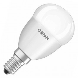 Лампа PCLP40DIM 6W/827 220-240VFR E14 470lm 220-240V 43x89 OSRAM см. филамент