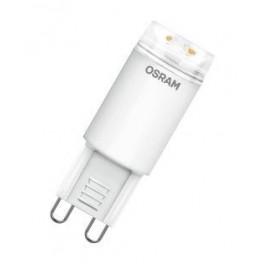 Лампа LEDPPIN 30 2,8W/827 230V FR G9 300Lm d16x52 OSRAM