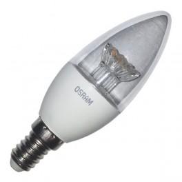 Лампа LS CLB 40 5.4W/830 220-240V CL E14 470lm 240* 15000h свеча OSRAM LED