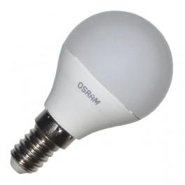 Лампа LS CLP 40 5.7W/827 (=40W) 220-240V FR E14 470lm 240* 15000h шарик OSRAM LED