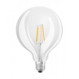 Лампа PR F CL G125 60 6W/827 220-240V FIL E27