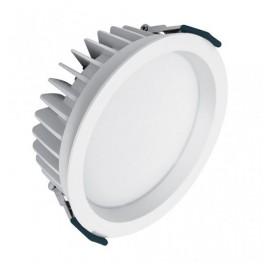 DOWNLIGHT LED 14W/4000K 1360Lm 230V IP20 Белый LEDV D160x60 - свет-ик