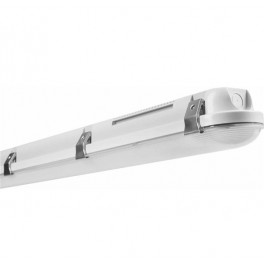 DAMP PROOF LED 1500 55W/4000K 6400Lm 50000h IP65 LEDV (замена 2х58) - свет-к