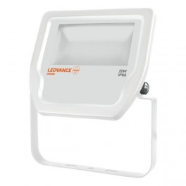 FLOODLIGHT LED 20W/3000K WHITE IP65 2 000Лм LEDV - LED прожектор OSRAM