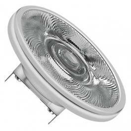 Лампа LEDPAR AR111 5040 9,5W/930 12V 40 град. G53 СНЯТО приемник 4058075104976